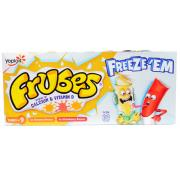 Frubes Strawberry and Banana