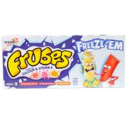 Frubes Strawberry Peach and Red Berry