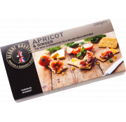 Global Harvest Apricot & Ginger Fruit for Cheese
