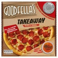 Goodfellas Takeaway Pepperoni and Sweet Chilli Dip image
