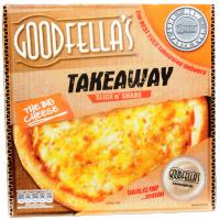 Goodfellas Takeaway The Big Cheese with Garlic Dip Pizza image