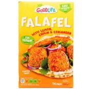 Goodlife Felafel with Lemon Cumin and Coriander
