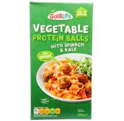 Goodlife Vegetable Protein Balls with Spinach and Kale