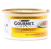 Gourmet Gold Chicken and Liver
