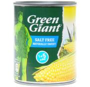 Green Giant Niblets Salt Free Naturally Sweet