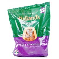 Hollands Steak and Kidney Puddings image