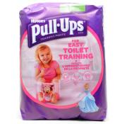 Huggies Pull Ups Medium Girl
