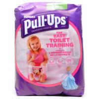 Huggies Pull Ups Medium Girl image