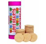 Swizzels Tin of Love Heart Biscuits