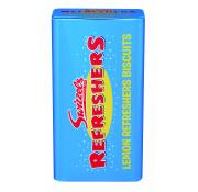 Swizzels Refreshers Tin of Lemon Biscuits