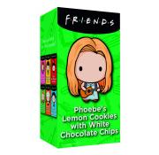 Friends Phoebe's Lemon and White Chocolate Chip Cookies