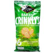 Jacobs Baked Crinklys Cheese and Onion