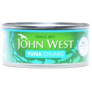 J West Tuna Chunks In Brine