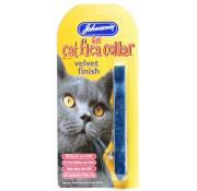 Johnsons Luxury Felt Cat Flea Collar