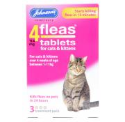 Johnsons Cat Flea Tablets