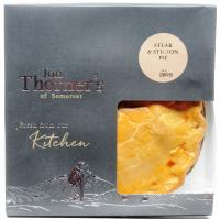 Jon Thorners Beef and Stilton Pie (Large) image
