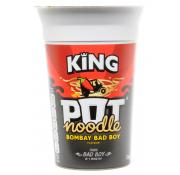 King Pot Noodle Bombay Bad Boy