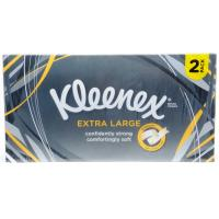 Kleenex Extra Large Twin Pack image
