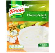 Knorr Chicken and Leek Packet Soup