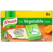 Knorr Stock Cube Vegetable