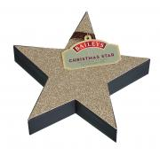 Baileys Sparkle Star of Milk Chocolates