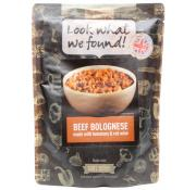 Look What We Found Beef Bolognese
