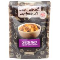 Look What We Found Chicken Tikka image