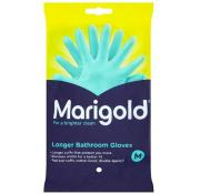 Marigold Longer Bathroom Gloves Medium