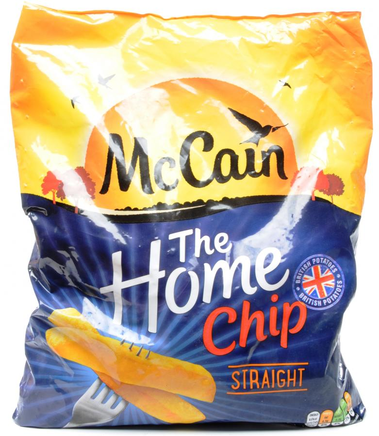 Dike & Son - McCain Home Chips Straight Cut