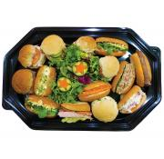 Dike's Kitchen Mini Roll Platter