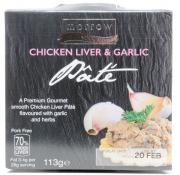 Morrow Foods Chicken Liver and Garlic Pate