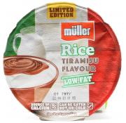 Muller Rice Ltd Edition Tiramisu
