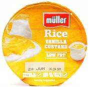 Muller Rice Vanilla Custard