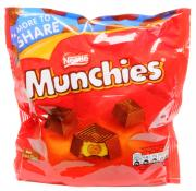 Nestle Munchies More to Share Bag