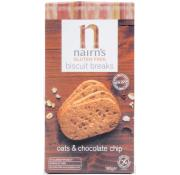 Nairns Gluten Free Chocolate Chip Biscuit Breaks
