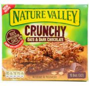 Nature Valley Crunchy Oats and Chocolate Cereal Bars
