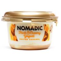Nomadic Thick and Creamy Salted Caramel Yogurt image