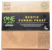 One Planet Vegan Exotic Fungi Feast Pizza