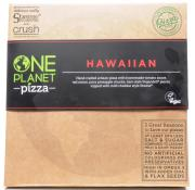 One Planet Vegan Hawaiian Pizza