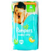 Pampers Baby-Dry Midi 3