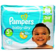 Pampers Baby Dry Essential 5+