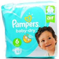 Pampers Baby-Dry XL 6 image