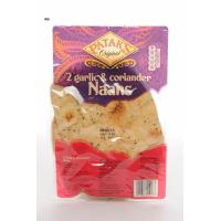 Pataks Garlic and Corriander Naan Breads image