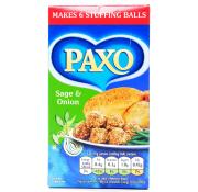 Paxo Sage and Onion Stuffing