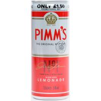 Pimms and Lemonade Can image