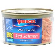 Princes Wild Red Salmon