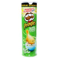 Pringles Sour Cream and Onion image