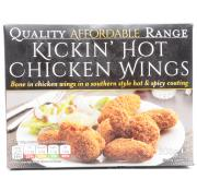 Quality Affordable Range Kickin Hot Chicken Wings