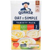 Quaker Oat So Simple Variety