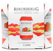Rekorderlig Strawberry and Lime